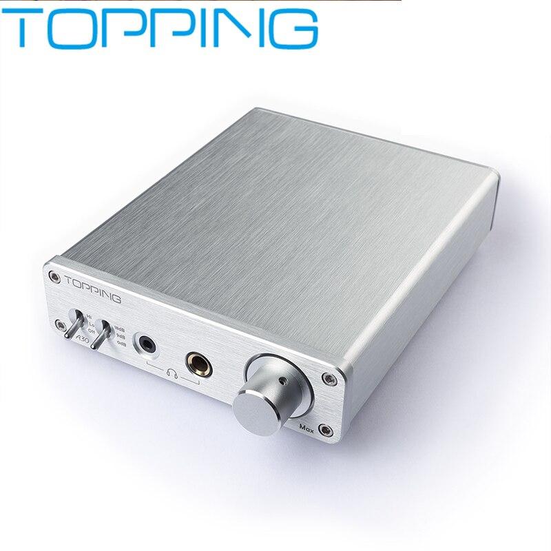 Nouvel amplificateur audio pour casque de bureau A30Nouvel amplificateur audio pour casque de bureau A30