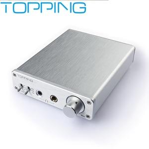 Image 1 - ใหม่ TOPPING A30 เดสก์ท็อปเครื่องขยายเสียงหูฟัง amp