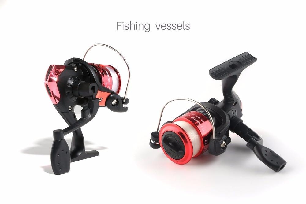 2018 nova vara de pesca telescópica conjunto