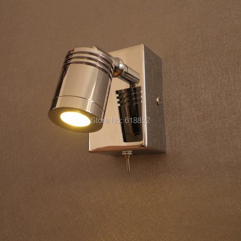 Bralne svetilke za odčitavanje glave Topoch Vklop / izklop CREE LED - Notranja razsvetljava - Fotografija 5