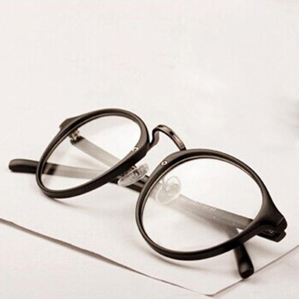 d36230e3a New Men Women Nerd Glasses Clear Lens Eyewear Unisex Retro Eyeglasses  Spectacles-in Men's Eyewear Frames from Apparel Accessories on  Aliexpress.com ...