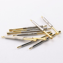Hot PH-4H Metal Probe Huarong Long 38mm Test Pin Spring Needle Nickel Plated 50 Pcs / Package Circuit