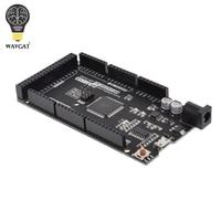 MH ET LIVE MEGA 2560 ATmega2560 R3 AVR USB Board USB Cable Digital Input Output Pins