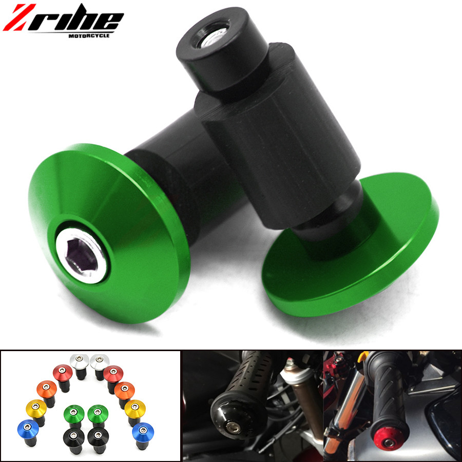 for Motorcycle CNC Handlebar Grips Bar Ends Slider Cap Plugs Weights For Honda Yamaha TMAX 530 500 R3 Kawasaki Z800 Z1000 z900 motorcycle cnc magnetic engine oil filler cap moto bike engine oil cap for xjr fjr 1300 fzr 1000 tmax 530 500 tmax 530 tmax 500