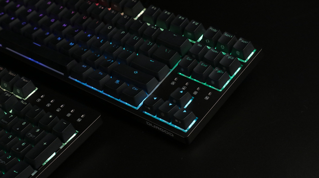 Nebula RGB mechanical lighting keyboard cherry mx pbt doubleshot brown blue black silent red silver 5