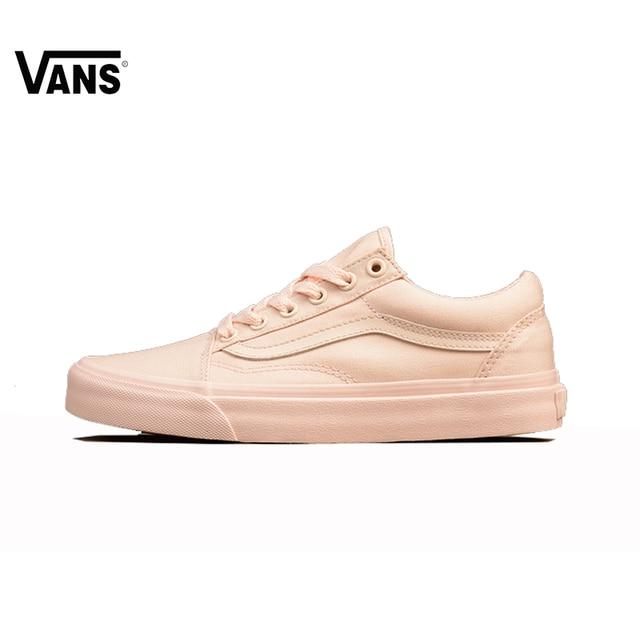 vans scarpe da donna rosa