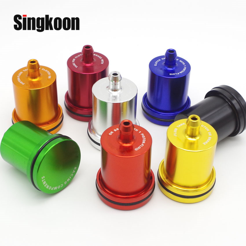 Hot Motocycle CNC Aluminum OIL CUP For Ducati 1098 1198 1199 1299 2007-2015