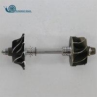 Bv40 53039700268 53039700373 rotor para nissan murano 2.5l dci 140kw yd25ddt 14411-3xn1a sem o wastegate elétrico