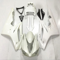 Motor Unpainted Injection Fairing Bodywork Kit For Triumph Daytona 675 2009 2012 2010 2011 ABS Plastic Motorcycle Accesories