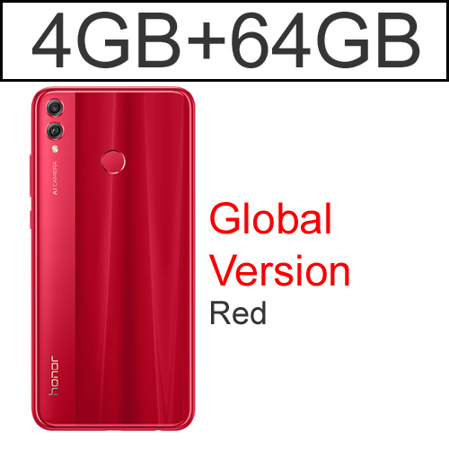 Global 4G 64G Red