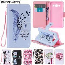 Для samsung Galaxy A3 Чехол кожаный кошелек и силиконовый флип-чехол для телефона samsung Galaxy A3 чехол+ держатель для карт A300