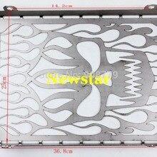 Решетка радиатора Защитная крышка Крышка для Honda GL1500 со всего мира