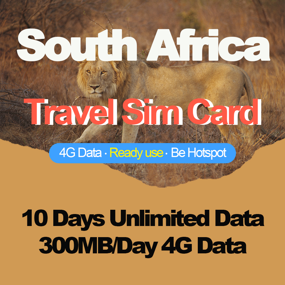 Mewfi Prepaid 10 Days South Africa Travel Sim Card Unlimited Data Card 300MB/Day 4G Data Vodacom Network Mobile Phone Sim CardMewfi Prepaid 10 Days South Africa Travel Sim Card Unlimited Data Card 300MB/Day 4G Data Vodacom Network Mobile Phone Sim Card
