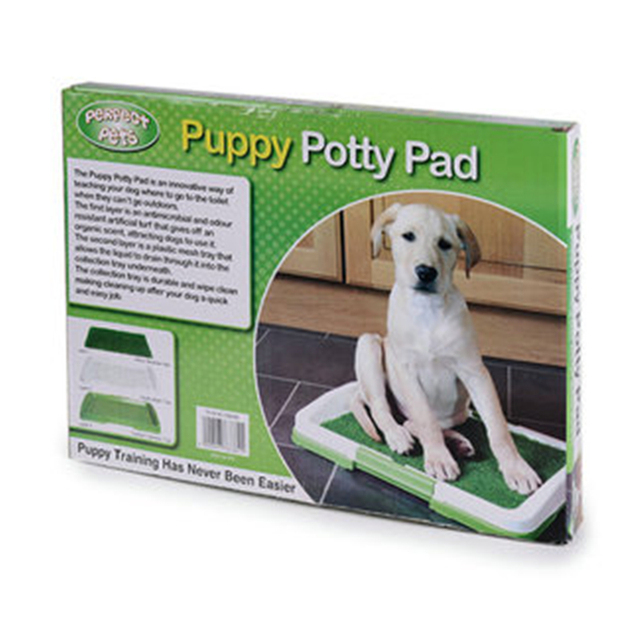 Factory wholesale puppy potty pad pet toilet, dog toilet indoor ...