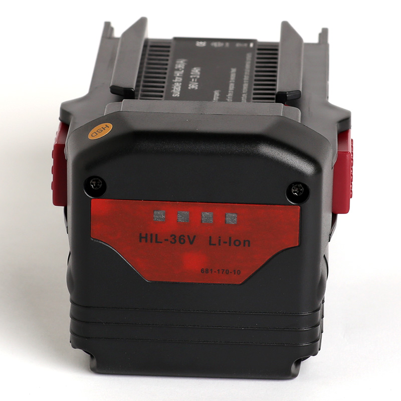 For Hilti 36v 3000mAh/3.0Ah Li-ion power tool battery electrical tools B36 B36V TE6A TE 6A TE7A