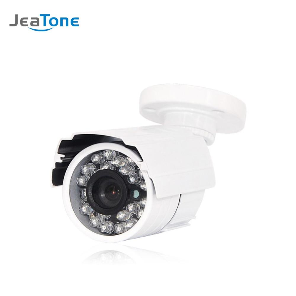 JeaTone HD Aluminium Camera 1200TVL Home Security Surveillance CCTV System Outdoor Waterproof IR Cut Night Vision