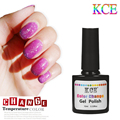 Purple Color Nail Gel Polish LED UV Lamp Gel Polish Temperature Change Gradient Color Nail Gel For Nail Polish 10ml /1pc