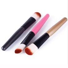 2017 New 1pcs brush concealer brush Makeup Cosmetic Makeup Brushes Liquid Foundation Cream Concealer Brush
