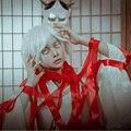 Anime Kamisama Love Kamisama Hajimemashita Mizuki Short White Heat Resistant Cosplay Wig