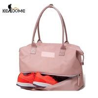 Для спортивного зала и фитнеса с разделителем для сухого и влажного сумки для йоги дорожные сумки для обуви женская сумка на плечо Sac De Sport ба...