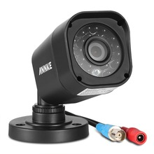 ANNKE C11BX 720P HD-TVI Security Camera with Weatherproof Housing and 66ft Super Night Vision