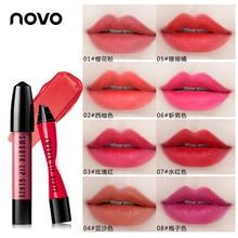Novo velvet matte liquid lipstick pen waterproof long lasting smooth moisturizin