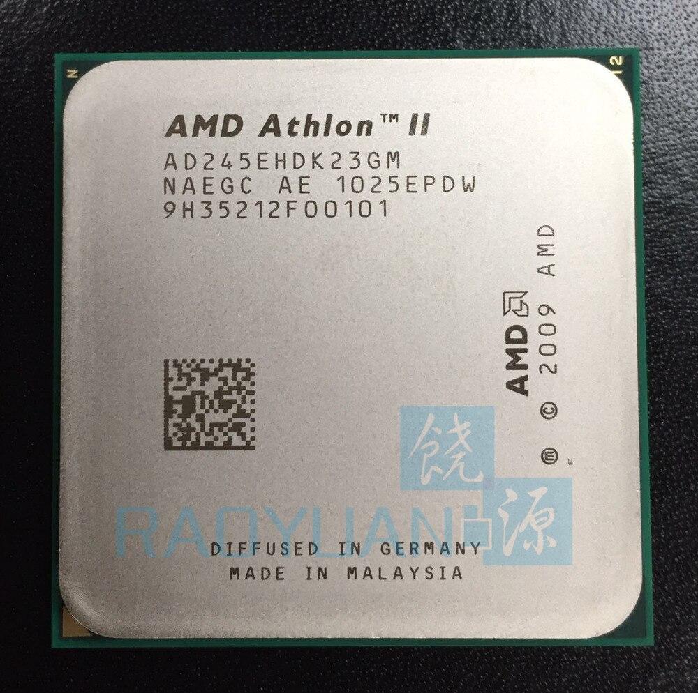 AMD Athlon X2 245e 2.9GHz Dual-Core CPU Processor ADX245EHDK23GM Socket AM3 938pin