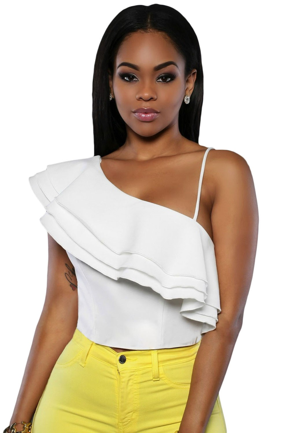 White-Ruffle-Luxe-Crop-Top-LC25786-1-1