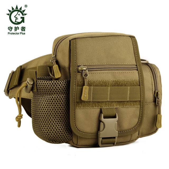 Male female nylon waist bag multi-purpose inclined bag, travel cup set of chest bag high-quality wear-resisting men's bags