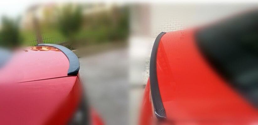Voiture style queue autocollant accessoires autocollants pour Opel Astra H J G Insignia Mokka Corsa Peugeot 307 206 308 407 accessoires