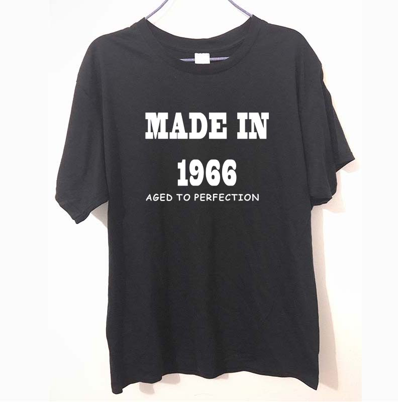 MADE IN 1966 funny t shirts
