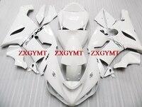 Мотоцикл обтекатель для ZX6r 636 2005 2006 кузов 636 ZX 6r 2005 белый корпус Наборы ZX6r 636 05