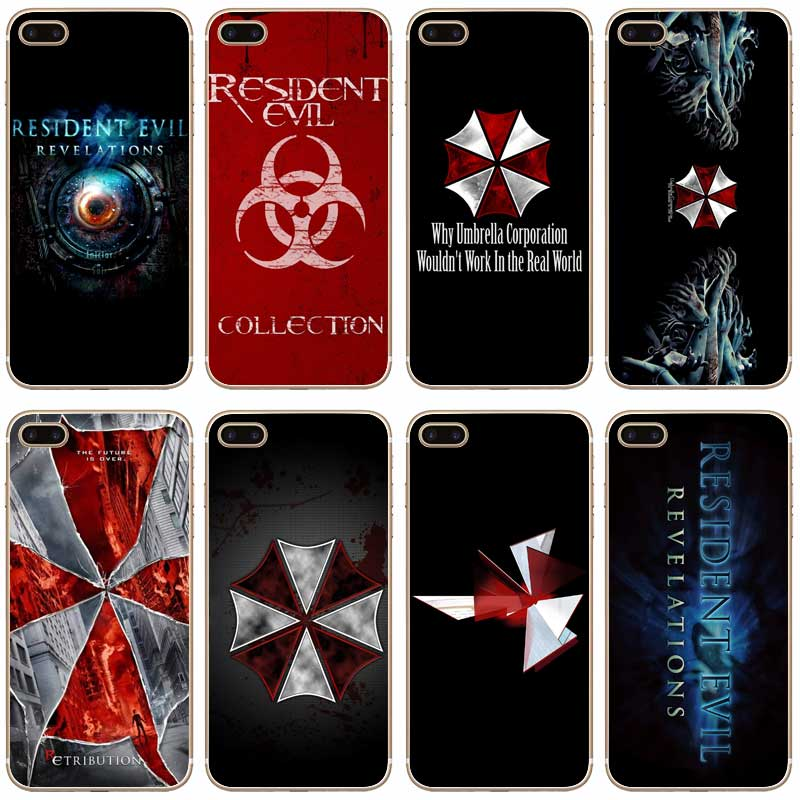 Cellphones & Telecommunications Phone Bags & Cases H216 Resident Evil Umbrella Transparent Hard Thin Case Cover For Apple Iphone Xr Xs Max 4 4s 5 5s Se 5c 6 6s 7 8 X Plus Waterproof Shock-Resistant And Antimagnetic