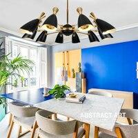 Delightfull Duke Delightfull Duke Nordic Modern Minimalist Bedroom Creative Designer Living Room Chandelier Restaurant Villa