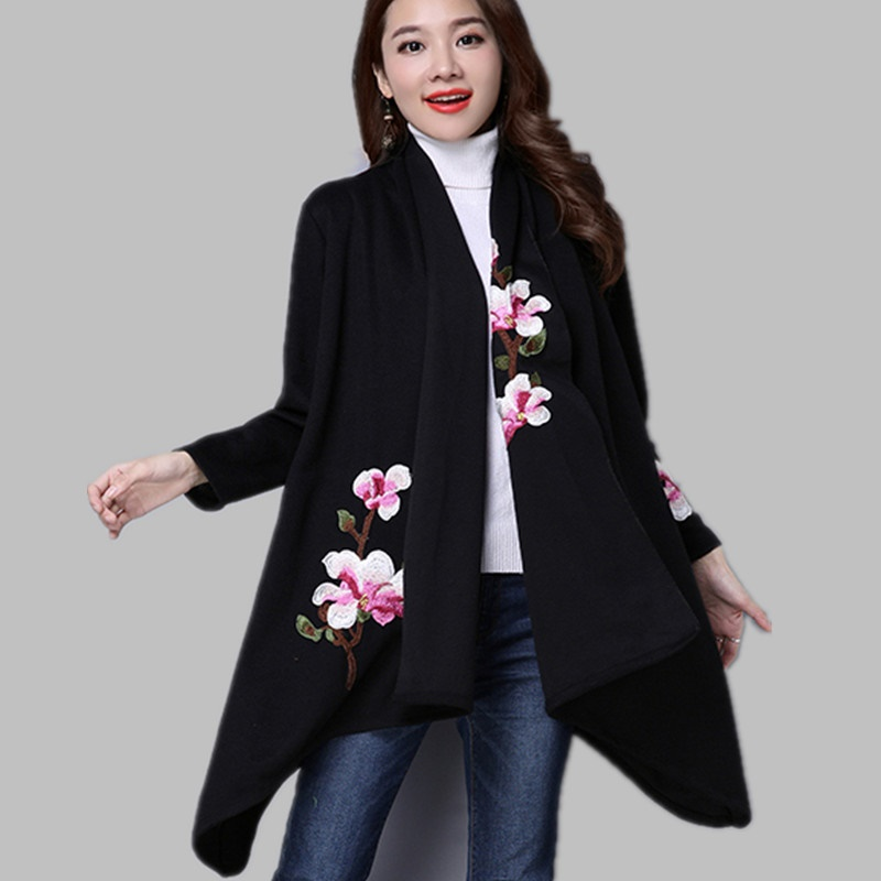Trench coat for women Chinese style long coats woman winter 2018 autumn trending styles female ladies warm trenchcoat DD1534