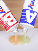 AB glue iron stainless steel aluminium alloy glass plastic wood ceramic marble strong quick-drying acrylic structural adhesive cheap Liquid Glue 17ml