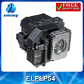 ELPLP54 / V13H010L54 Replacement Projector Lamp for EX31/ EX51/ EX71/ EB-S7/ EB-X7/ EB-S72 EB-X72 EB-S8 EB-X8