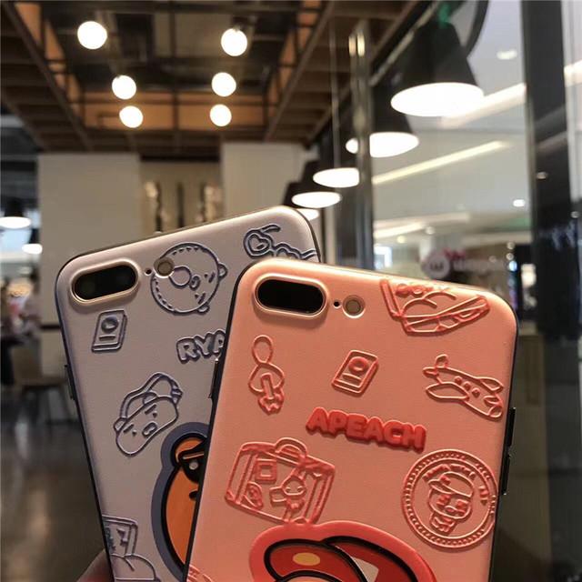 KOREAN CUTE KAKAO IPHONE & SAMSUNG CASE