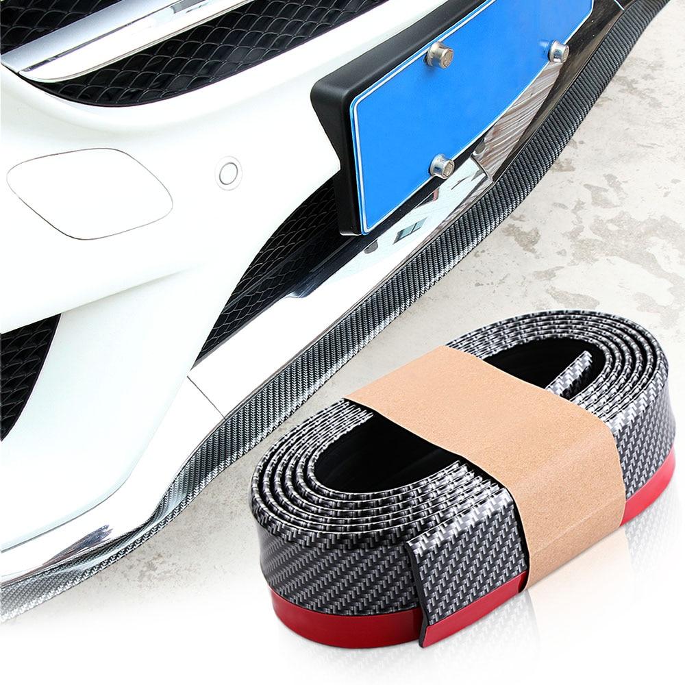 Golf 6 Body Kit >> Front Bumper Lip Splitter Chin Spoiler Body Kit Trim for Volkswagen VW Jetta MK5 6 Golf 4 5 6 7 ...