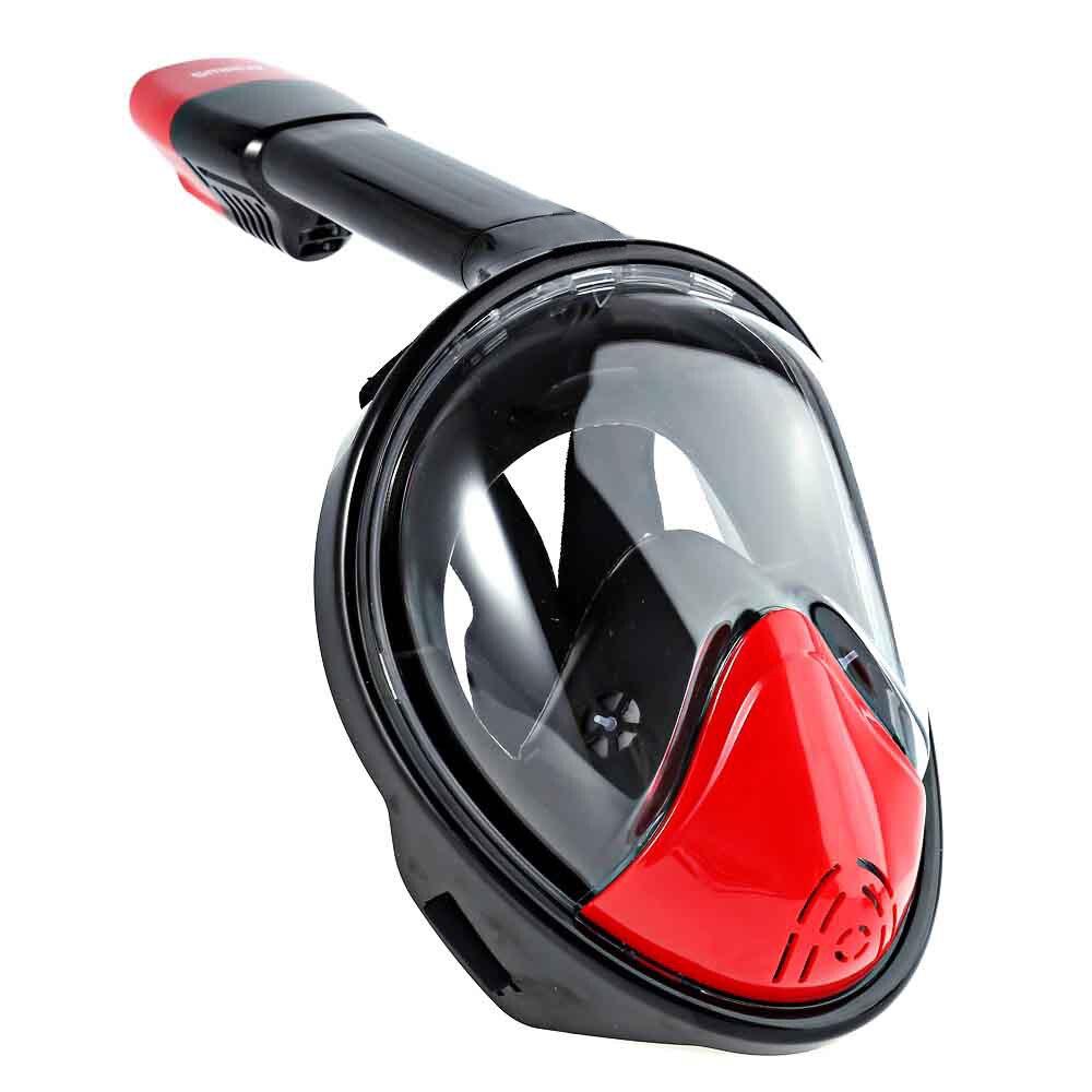 Drainage outil respiratoire Durable masque de natation reniflard tuyau masque de plongée à sec Submersible masque livraison directe