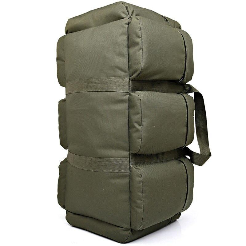 90L Camping sac à dos sacs tactiques escalade militaire sac à dos grand bagage sacs à dos Camouflage extérieur sac à bandoulière XA280WA - 4