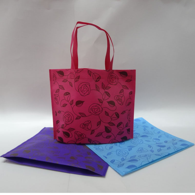 1000 Pieces Cheap Promotion Non Woven Bags  Gift Bags Big Shopping Bags Custom Bags