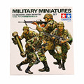 OHS Tamiya 35133 1/35 US Modern Army Infantry Set Miniatures Assembly Military figures Model Building Kits TTH