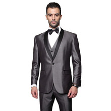 Hot Fashion Mens Business Suits Wedding Tuxedos Groom Tailcoats Formal Wear custom Men's suits,