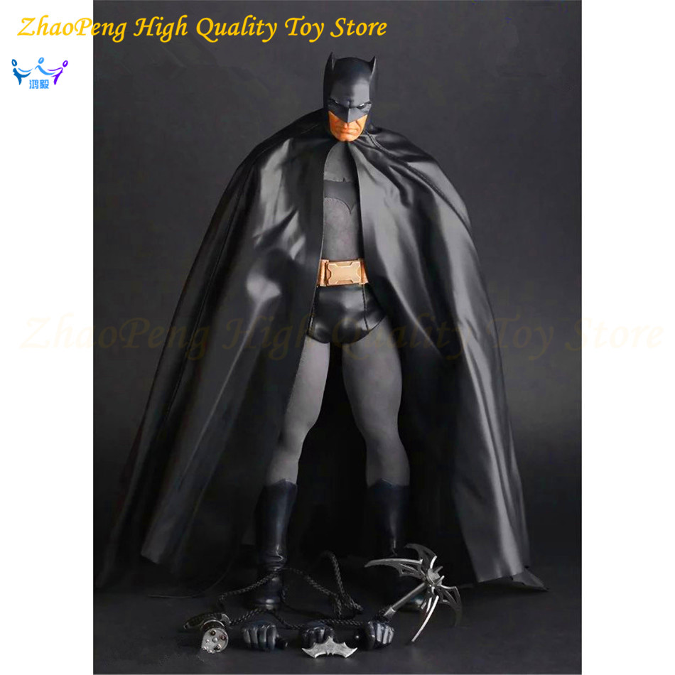 DC Comics Justice League Crazy Toys Batman Superman : Dawn of Justice America Action Figure Toys 30cm PVC Collection Model FB122 crazy toys dc comics justice league superman super hero pvc action figure collectible model toy doll 30cm kt2985