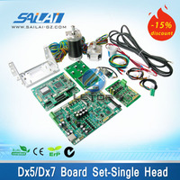 LETOP DX5/7 single key and driver board and mianboard and head board(included dc and stepper motor+dx5/7 bracket+cable)