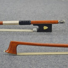 4/4 D.peccatte Model Hard Pernambuco Wood Material Violin Bow! Well Fliexibility and Fast Response, Natural Mongolia Horse Hair