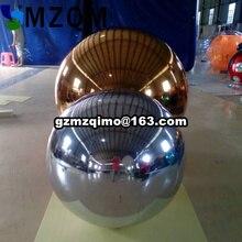 Надувной зеркальный шар из ПВХ, надувной зеркальный шар, воздушный шар с гелием на продажу