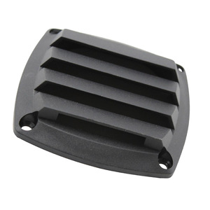 Image 1 - High Quality Marine Plastic Vents Hull Air Vent Boat for 3 Inch Tube Hose   Black