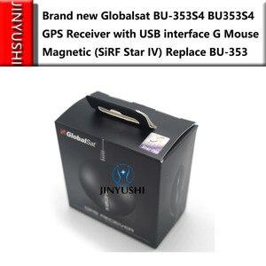 Image 5 - 10 יח\חבילה Globalsat BU353S4 GlobalSat BU 353S4 כבלי USB מקלט GPS עם ממשק USB G עכבר מגנטי (Sirf Star IV)